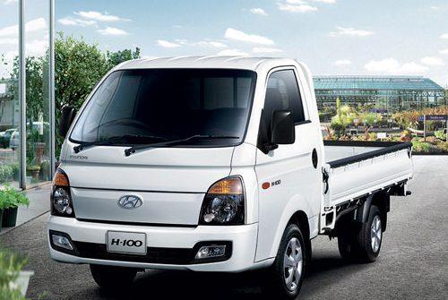 Xe tải Hyundai Porter H100 cũ