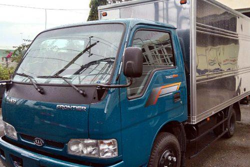 Mua bán xe tải Kia 1T25 và Kia 1.4 T cũ