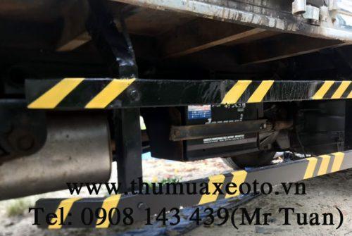 Bán xe tải hyundai 1.25 tấn cũ đời 2008 còn nước sơn zin