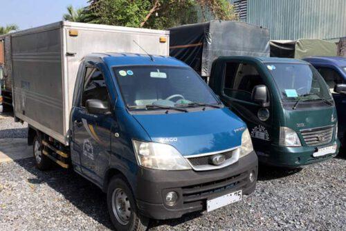 Cần thu mua xe tải Kia cũ giá cao tại Long An