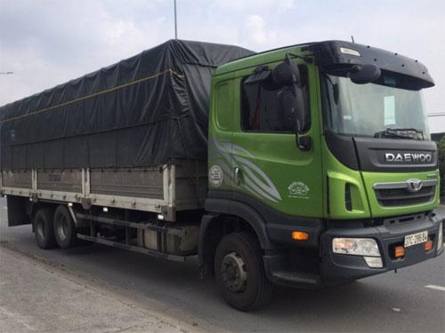 Xe tải cũ Đồng Nai Daewoo