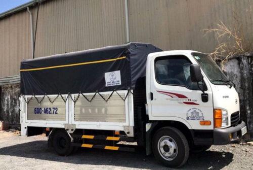 Cần thu mua xe tải Hyundai còn đời giá cao