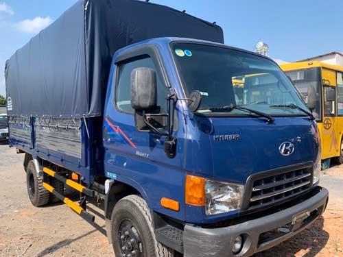 Bán xe tải cũ Hyundai