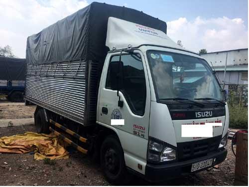 Bán xe tải cũ Isuzu