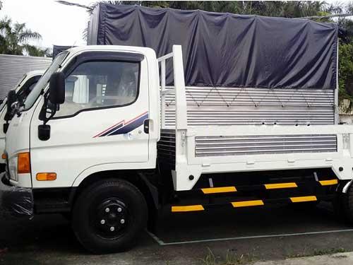 Bán xe tải cũ Sóc Trăng