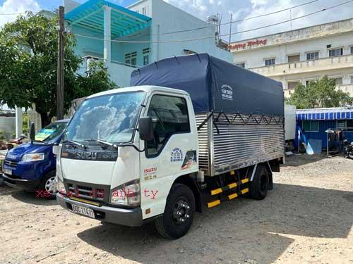 Bán xe tải cũ An Giang