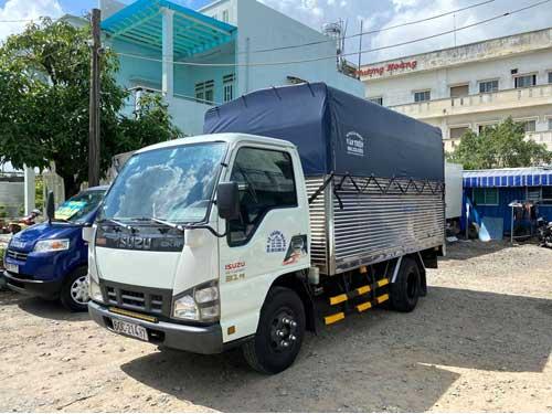 Bán xe tải cũ Tiền Giang