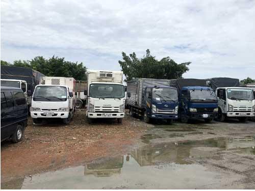 Bán xe tải cũ uy tín nhất Việt Nam