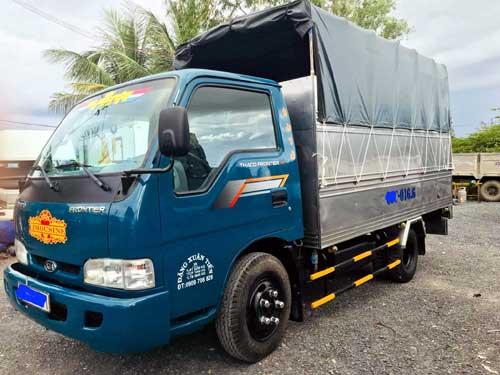 Mua xe tải cũ An Giang