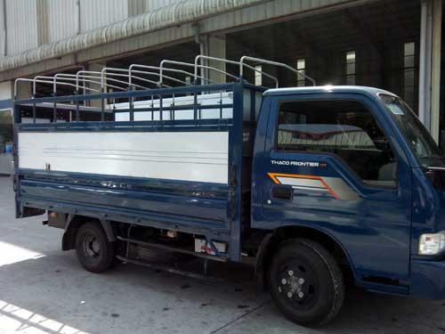Mua xe tải cũ Bình Định giá cao