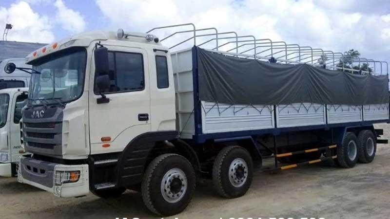 Mua bán xe tải 4 chân cũ TPHCM uy tín, giá tốt