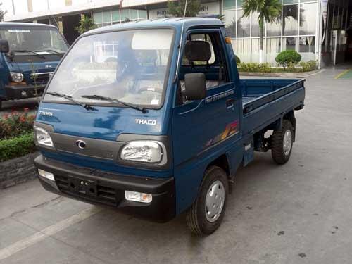 Xe tải cũ 500kg Thaco