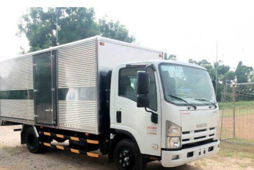 Chuyên mua bán xe tải cũ Bình Định các loại 2021
