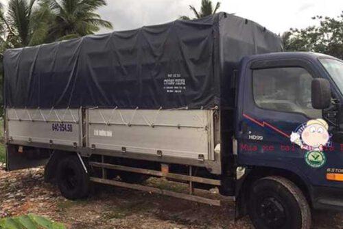 Mua bán xe tải cũ Gia Lai: đầy đủ giầy tờ, hỗ trợ 24/7