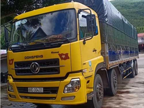 Xe tải cũ Gia Lai hãng Dongfeng