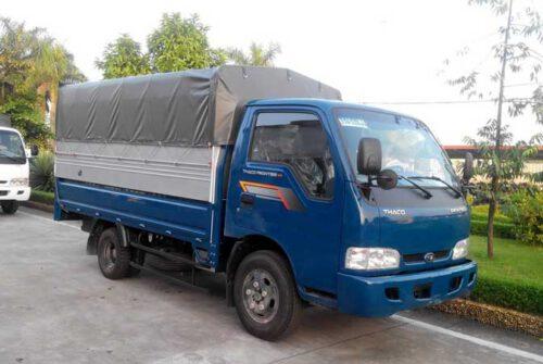 Chuyên mua bán xe tải cũ Sóc Trăng uy tín, đa tải trọng