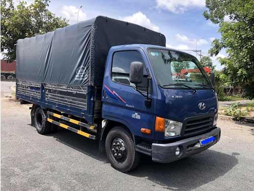 Xe tải cũ Tiền Giang giá rẻ