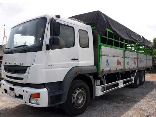 Giá xe tải Fuso cũ