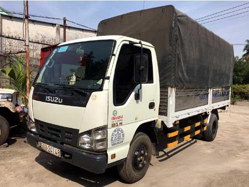 Xe tải Isuzu cũ giá rẻ