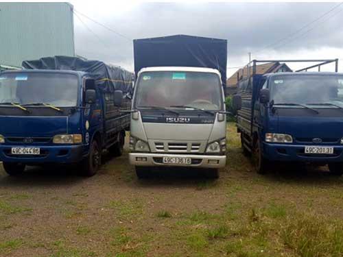 Bán xe tải cũ Lâm Đồng giá rẻ