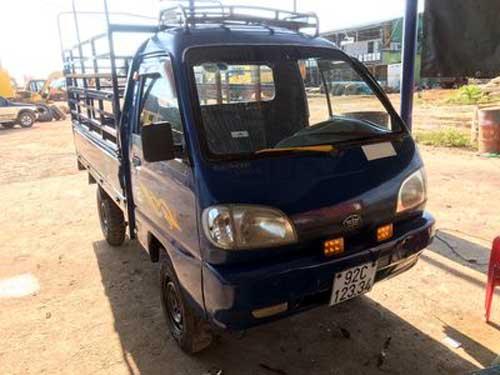 Bán xe tải cũ Quảng Ngãi uy tín