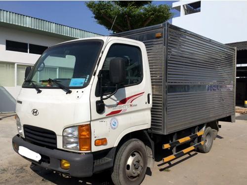 Mua xe tải cũ Bình Thuận