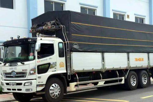 Chuyên kinh doanh mua bán xe tải cũ Lâm Đồng giá rẻ