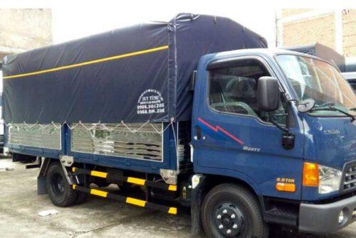 Mua bán xe tải cũ Phú Yên các loại uy tín nhất 2021